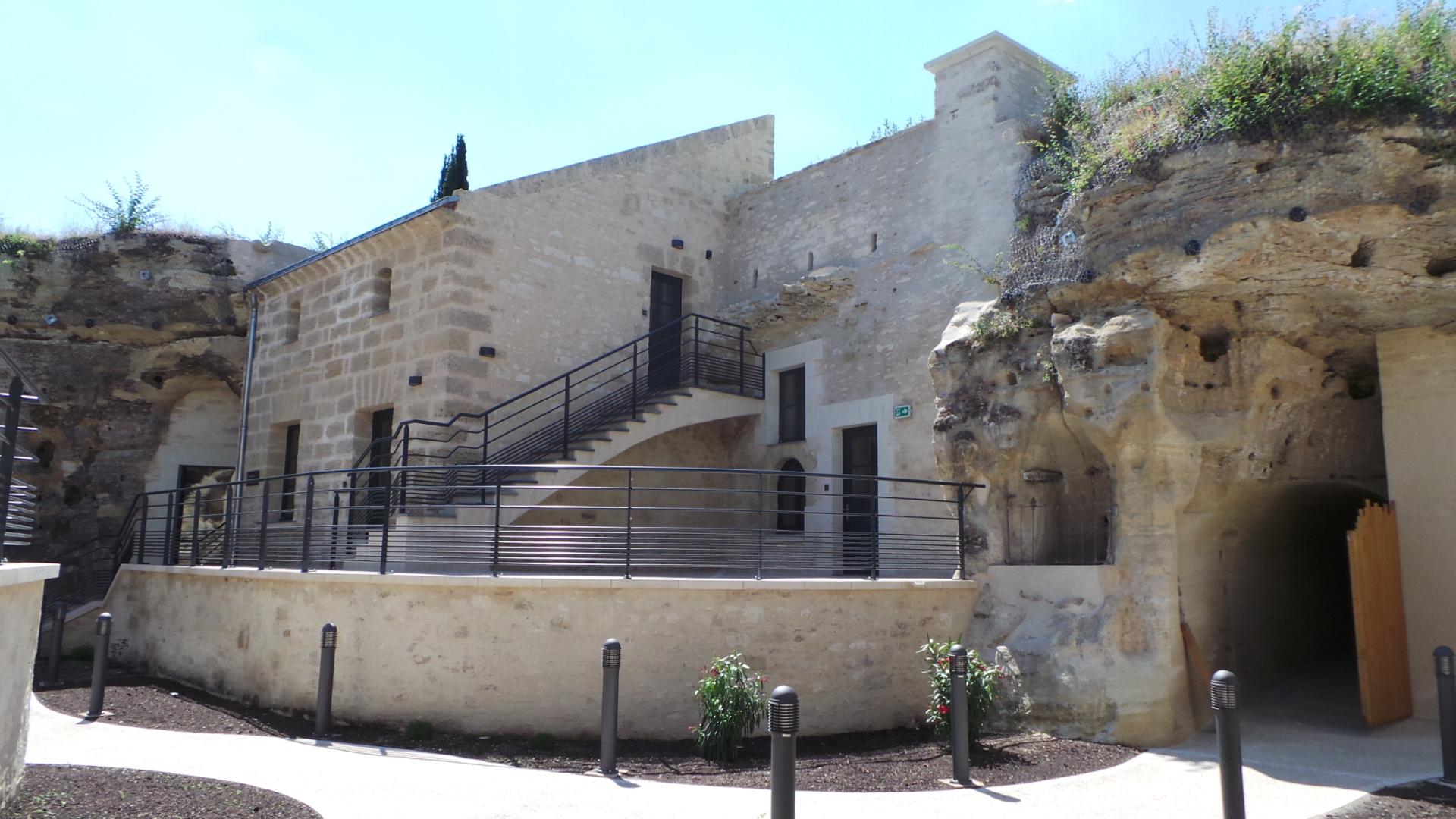 benaiteau construction hôtel rocaminori