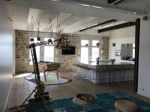 benaiteau enduit décoratif intérieur mur pierre vues