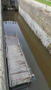 benaiteau entretien et restauration écluse canal nantes brest