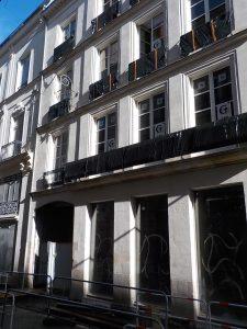 benaiteau restauration facade pierres