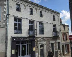 Réhabilitation d'un immeuble en restaurant et appart'hôtel