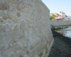Rejointoiement-murs-port-en-mortier-special-ouvrages-d-art-maritimes-et-fluviaux-benaiteau