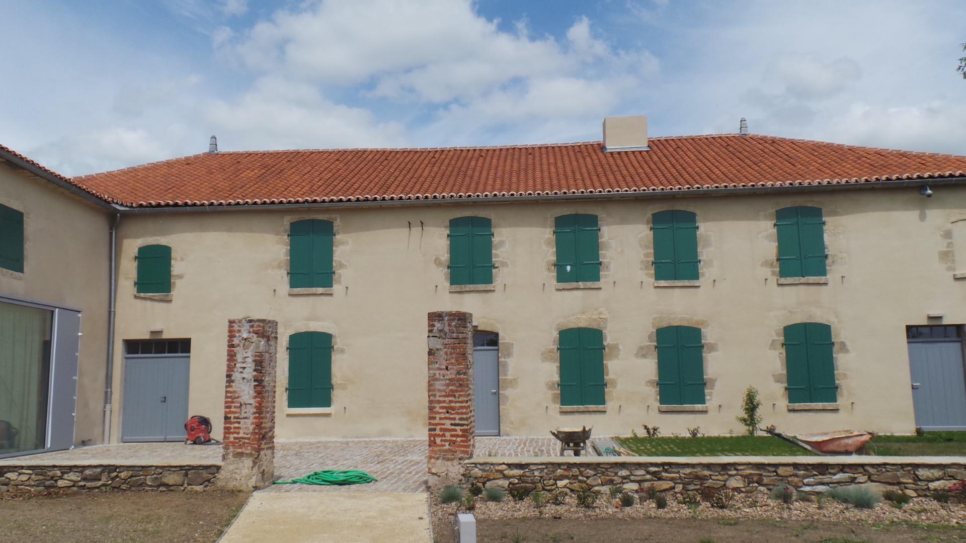 Rénovation maison benaiteau (11)
