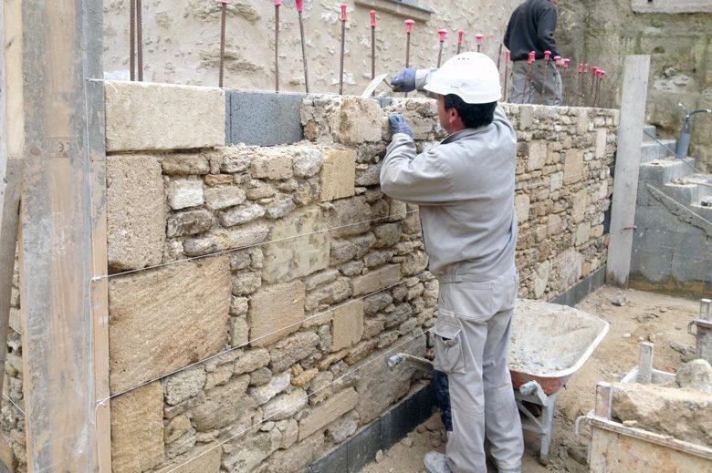 Maçons-tailleurs de pierre QUALIBAT - BENAITEAU