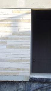 parement facades pierres