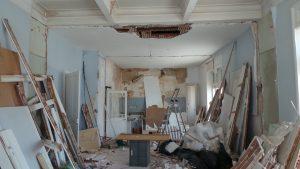 benaiteau enduit décoratif intérieur travaux de démolition