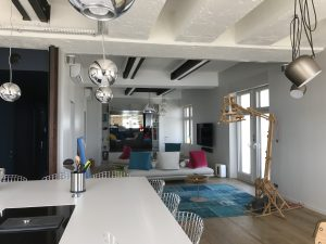 benaiteau enduit décoratif intérieur - vue après réaménagement