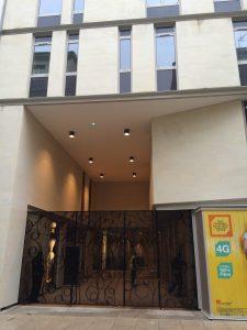 benaiteau restauration facade pierre passage pommeraie