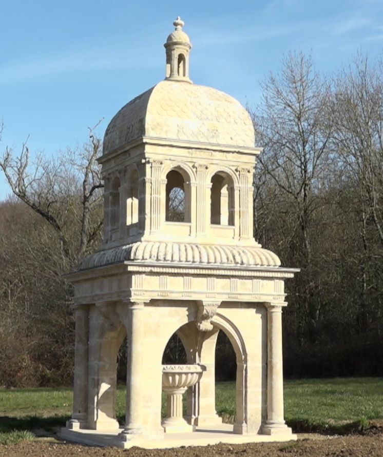 fontaine de la fosse benaiteau